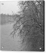 Snowy River        Landscape          Indiana Acrylic Print