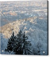 Snowy Turin Acrylic Print