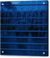 So Blue I Can Acrylic Print