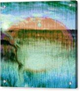 So Far Away Acrylic Print