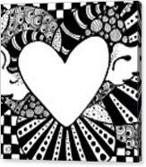 Soaring Heart  Acrylic Print