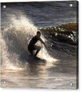 Socal Surfing Acrylic Print
