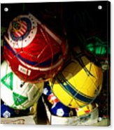 Soccer For Sale Acrylic Print