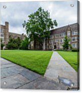 Sociology-psychology Building At Duke University Acrylic Print
