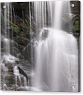 Soco Falls North Carolina Acrylic Print