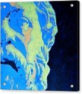 Socrates - Ancient Greek Philosopher Acrylic Print