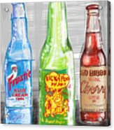 Soda Pops Acrylic Print