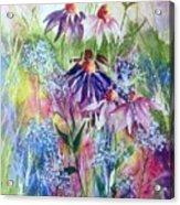 Soft Breezes Acrylic Print