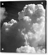 Soft Clouds Acrylic Print