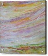 Soft Sky Acrylic Print