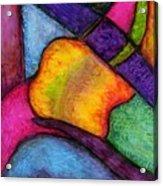 Softened Edges Acrylic Print