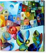 Sogno Di Primavera Acrylic Print
