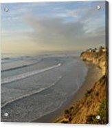 Solana Beach Coastline Acrylic Print