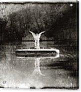Solar Angel Acrylic Print