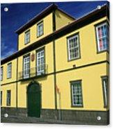 Solar Da Mafoma, Azores Acrylic Print