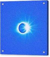 Solar Eclipse, 32 Acrylic Print
