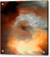 Solar Eruption Acrylic Print