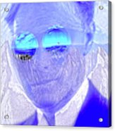 Solar Flare In My Eyes Acrylic Print