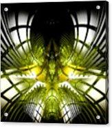 Solar Greenhouse Acrylic Print