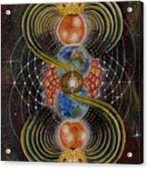 Solar Prayer Acrylic Print