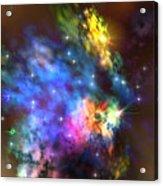 Solaris Nebula Acrylic Print