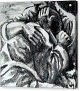Soldier  Acrylic Print
