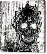 Soldier Ov Hell Acrylic Print