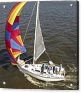 Sole Vento Charleston South Carolina Acrylic Print