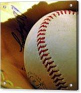 Solitary Ball 2 Acrylic Print