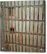 Solitary Confinement Acrylic Print
