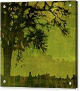 Solitude Acrylic Print by Bonnie Bruno