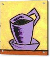 Solo Coffee IIi Acrylic Print