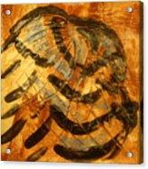 Solomon - Tile Acrylic Print