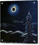 Solor Eclipse Acrylic Print