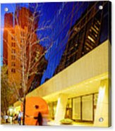 Solow Building Acrylic Print