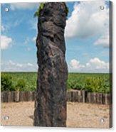 Solstice Celebrations - Menhir Stone Shepherd Acrylic Print