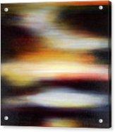 Sombre Acrylic Print