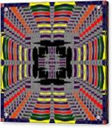 Some Color 86 Acrylic Print
