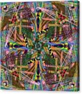 Some Harmonies And Tones 12 Acrylic Print