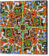 Some Harmonies And Tones 90 Acrylic Print