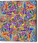 Some Symmetry 82 Acrylic Print