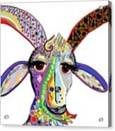 Somebody Got Your Goat? Acrylic Print