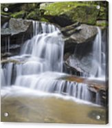 Somersby Falls 1 Acrylic Print