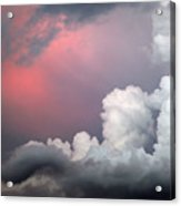 Something In The Clouds Acrylic Print