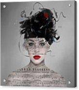 Songwriter Acrylic Print