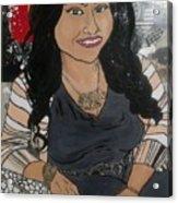 Sonia Acrylic Print