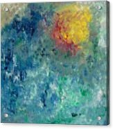 Sonne Der Provence Acrylic Print