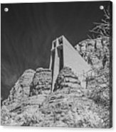 Sonoma Church - 2 Acrylic Print