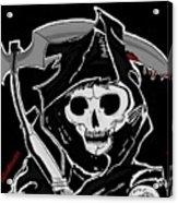 Sons Of Anarchy Logo Acrylic Print