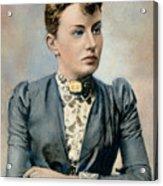 Sonya Kovalevsky (1850-1891) Acrylic Print